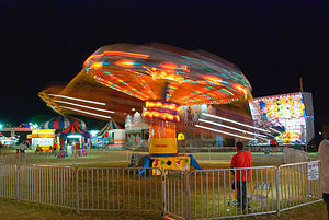 North Texas State Fair and Rodeo - Image: North Texas State Fair and Rodeo