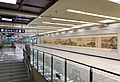 North concourse of National Art Museum Station (20181230143023).jpg