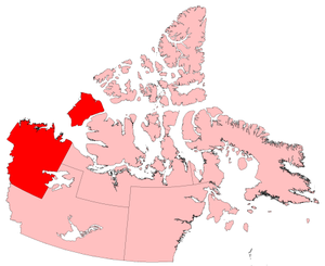Inuvik Region, Northwest Territories, Canada (...