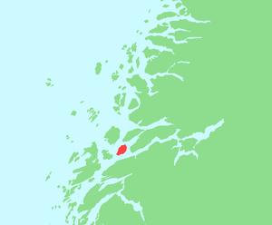 Hugla - Image: Norway Hugla