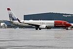 Norwegian (Ludvig Walentin Karlsen Livery), LN-NGA, Boeing 737-8JP (44552066144).jpg