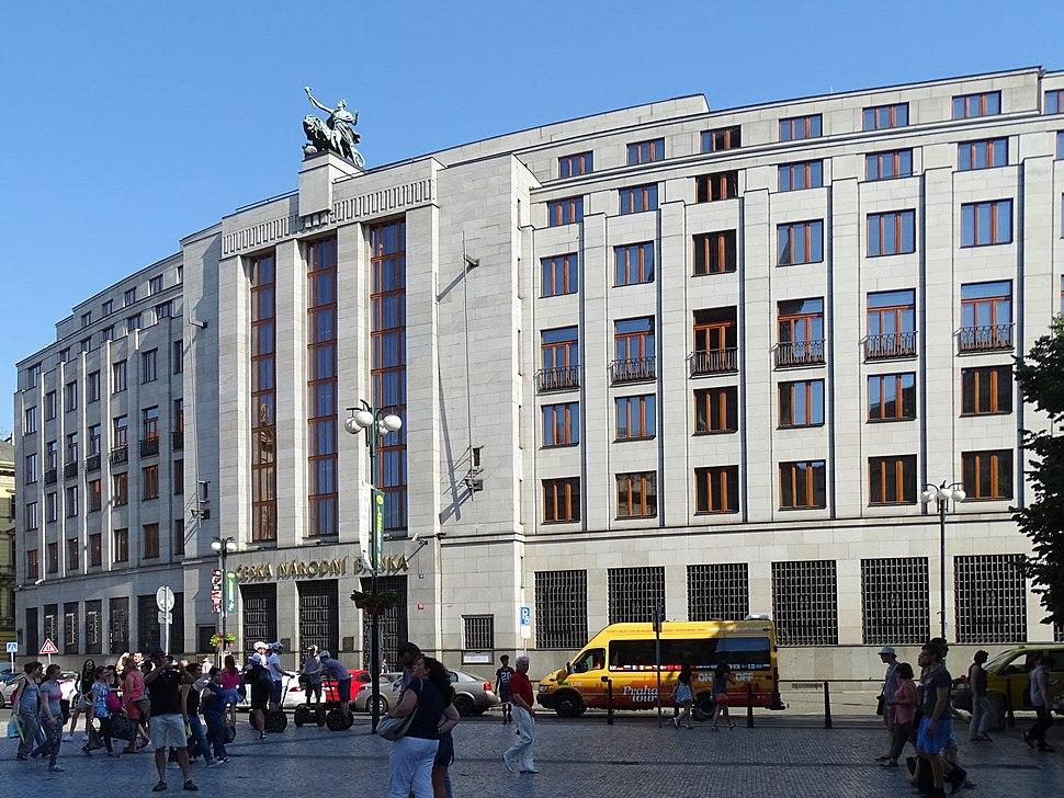 Nové Město, Na příkopě 28, Česká národní banka