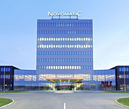Novomatic Geschäftszentrale Gumpoldskirchen