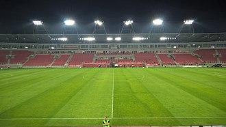 Stadion Widzewa - New Stadium of Widzew Łódź
