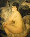 Nude (Nude woman sitting on a couch, Anna).jpg