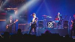 OK Go at Lotusphere 2012.jpg
