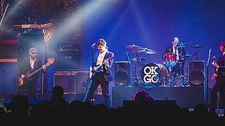 OK Go American alternative rock band