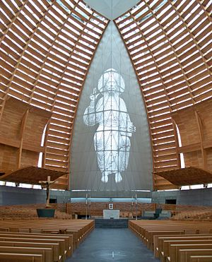 Cathedral of Christ the Light (Oakland, California) - Cathedral interior