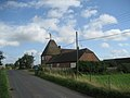 Oast House at River Farm, Redwall Lane, Hunton, Kent - geograph.org.uk - 330969.jpg
