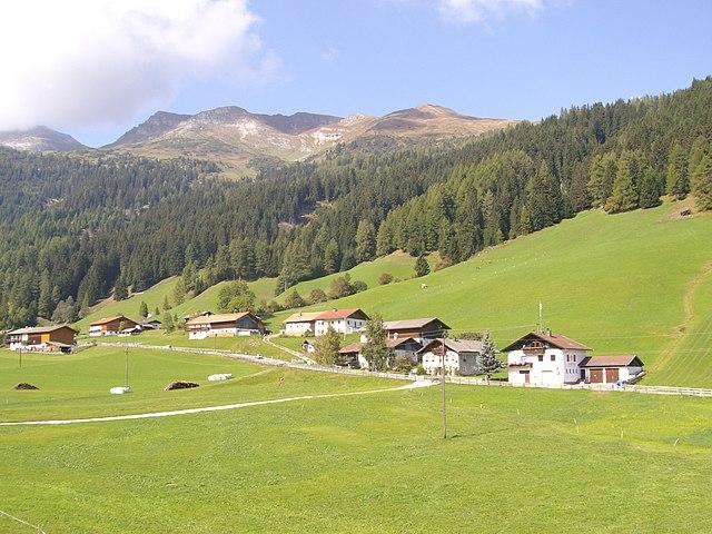 Obernberg am Brenner