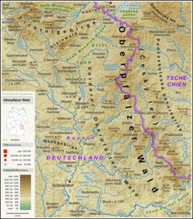 Image illustrative de l'article Forêt du Haut-Palatinat