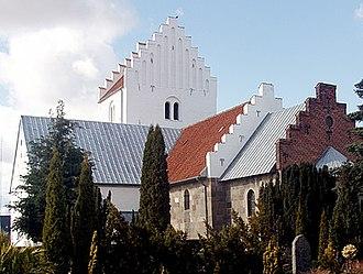 Odder - Odder parish church