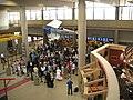 Odprawa na lotnisku Pittsburgha.JPG