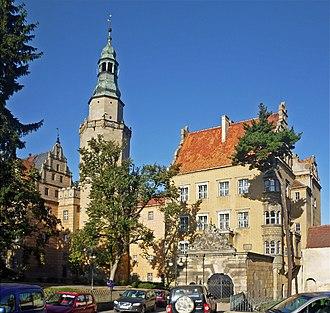 Oleśnica - Oleśnica Castle