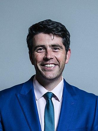 Scott Mann (politician) - Image: Official portrait of Scott Mann crop 2