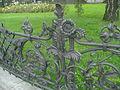 Ogrodzenie pomnika Adama Mickiewicza2.JPG
