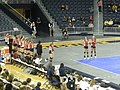 Ohio State vs. Michigan volleyball 2011 03.jpg