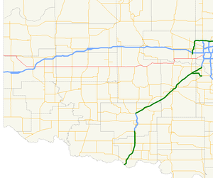 Oklahoma State Highway 152