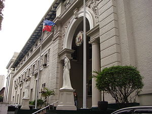 University of the Philippines Manila - The Old Supreme Court Building was known as the UP Rizal Hall during the American Colonial Period. The present-day Rizal Hall was formerly known as the Villamor Hall.
