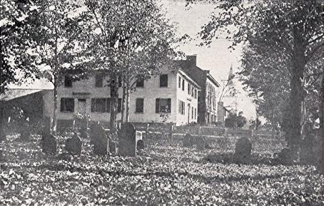 Old Cemetery, Hopkinton, NH