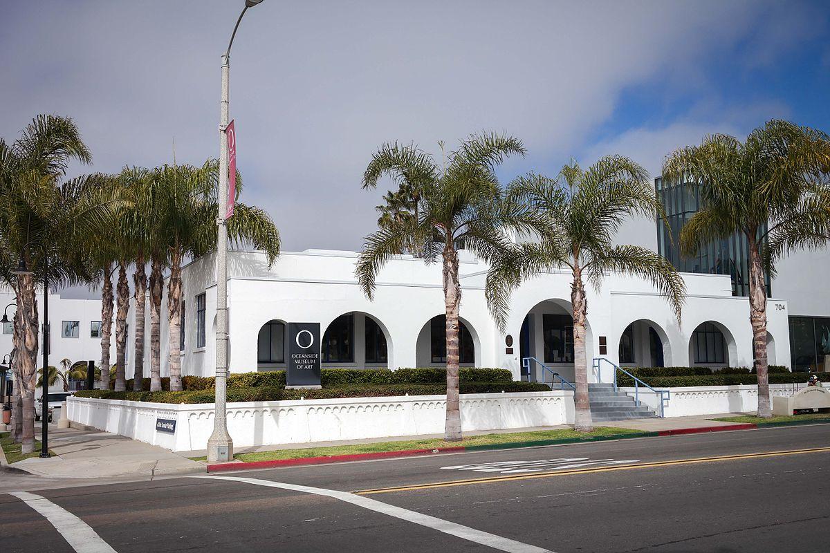 Oceanside Museum Of Art Wikipedia