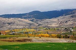 Oliver, British Columbia - Image: Oliver panoramio