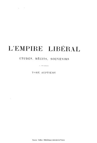 File:Ollivier - L'Empire libéral, tome 7.djvu