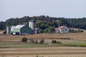 Agriculture in Canada - Ontario farm