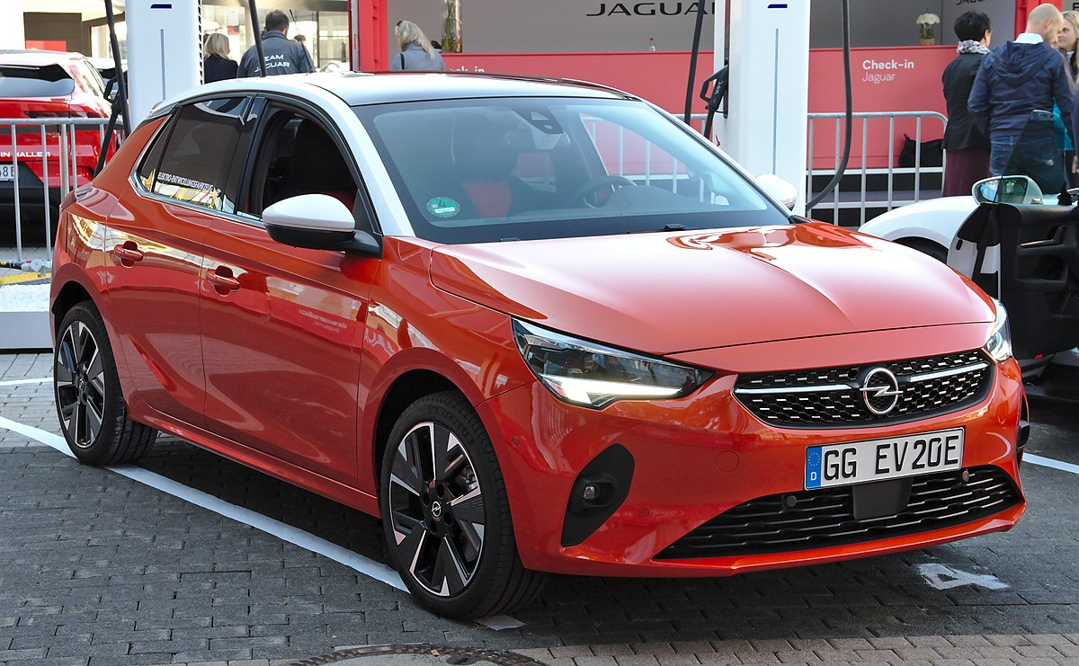 Opel Corsa Wikipedia