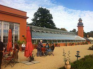 Altdöbern - Image: Orangerie schlosspark altdöbern