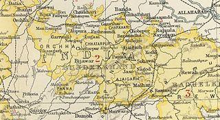 Princely State of former British Raj