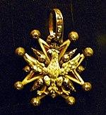 Орден белого Орла.XVIII век