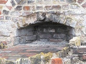 High House, Purfleet - Original bread oven