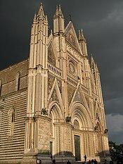 Orvieto Cathedral (Duomo) 13th century