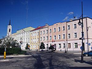 Ostrołęka - Town Hall