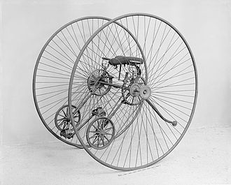 Dicycle - Image: Otto Dicycle
