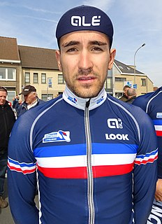 Simon Sellier French bicycle racer