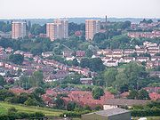 Overview of Western Armley