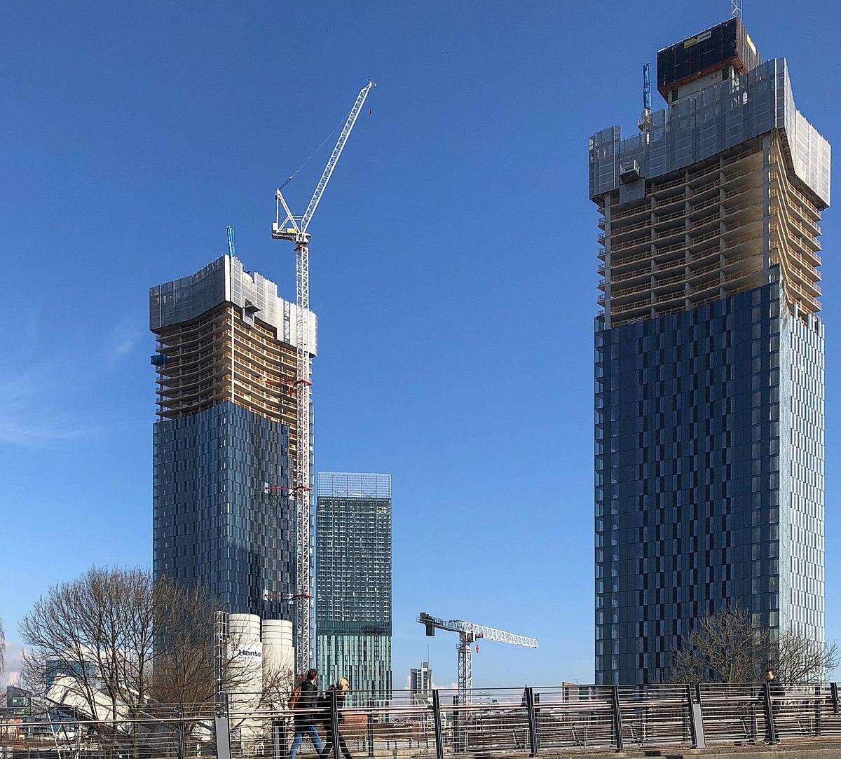 City Gate Apartments: Deansgate Square