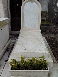 Tomb of Vincent Ansquer