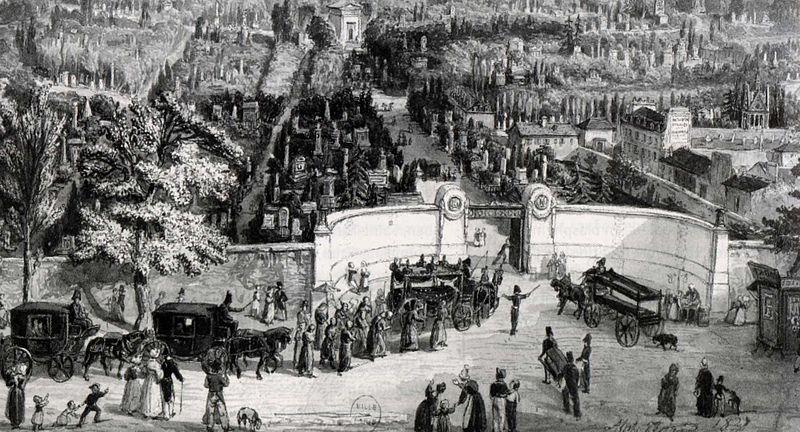 File:Père-Lachaise - Enterrement en 1837.jpg