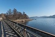 Pörtschach Promenadenbad Brücke zur Blumeninsel 28012016 0434.jpg