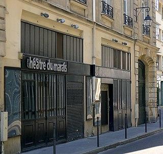 Théâtre du Marais theater