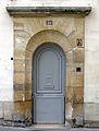 P1210275 Paris V rue Daubenton n39 eglise St Medard rwk.jpg