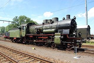 4-6-0 Wheel arrangement of a locomotive with 4 leading wheels, 6 driving wheels and no trailing wheels