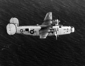 PB4Y-1 VPB-110 on patrol over Atlantic September 1944.jpg
