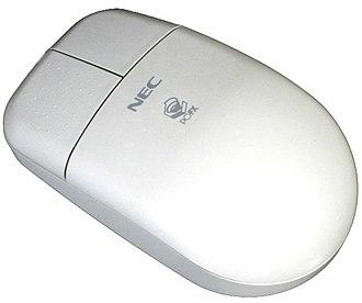 PC-FX - Image: PC FX Mouse