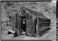 PERSPECTIVE VIEW FROM SOUTHWEST - Death Valley Ranch, Scotty's Original Castle, Death Valley Junction, Inyo County, CA HABS CAL,14-DVNM,1-M-2.tif
