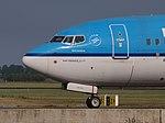 PH-BXK KLM Royal Dutch Airlines Boeing 737-8K2(WL) - cn 29598 taxiing, 25august2013 pic-2.JPG