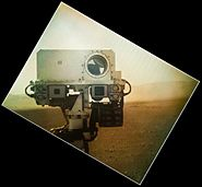 PIA16149 MSL Curiosity Rover Self Portrait colour correction